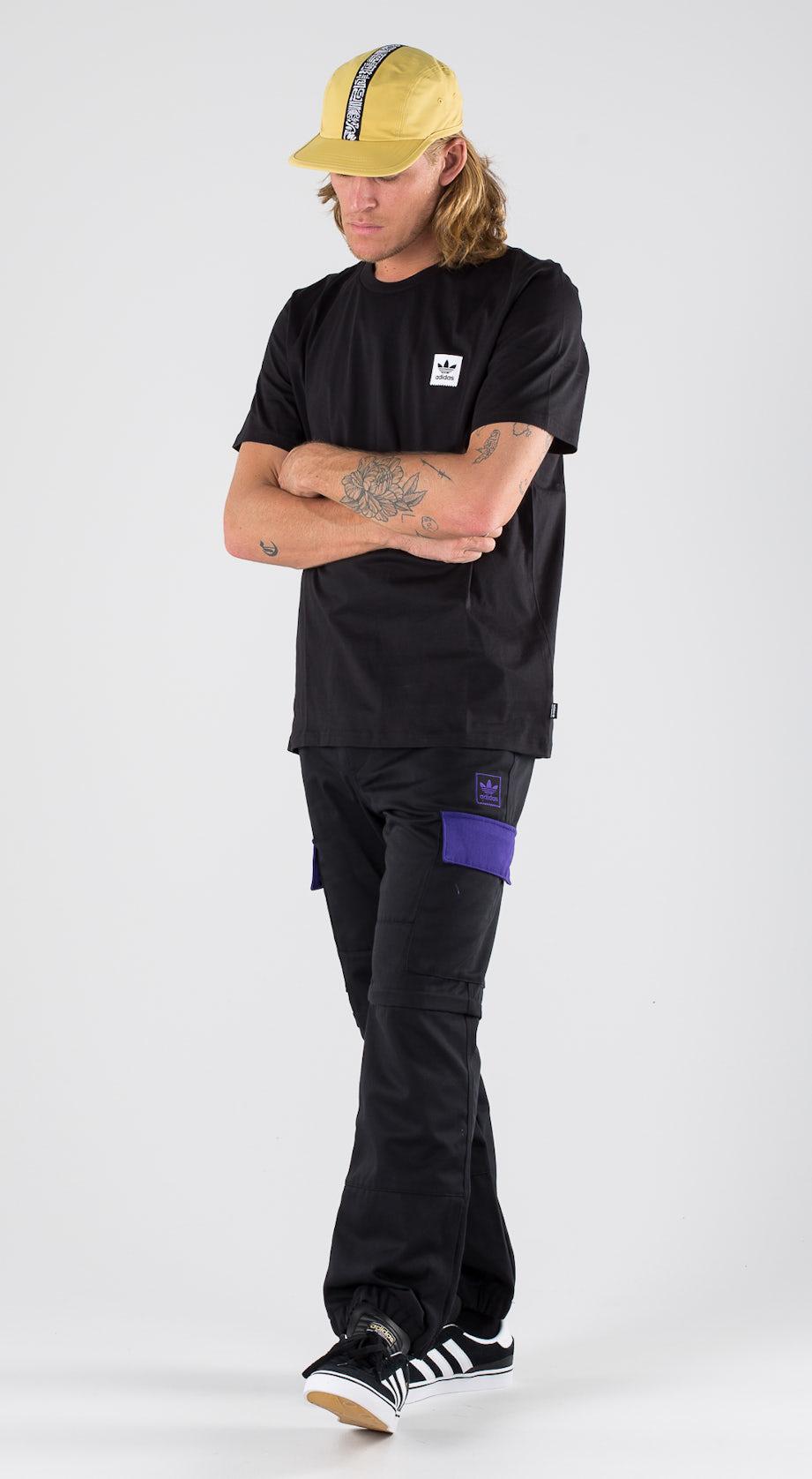 Adidas Skateboarding Bb 2.0 Black Outfit Multi
