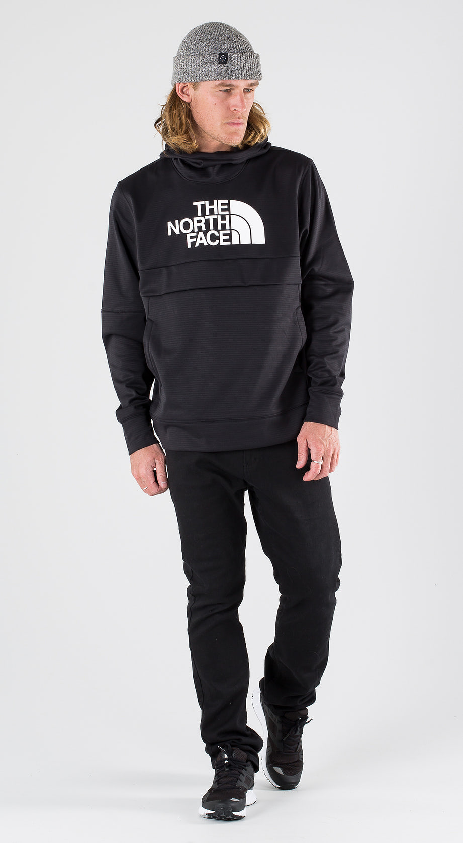 The North Face TNL   Black Outfit Multi