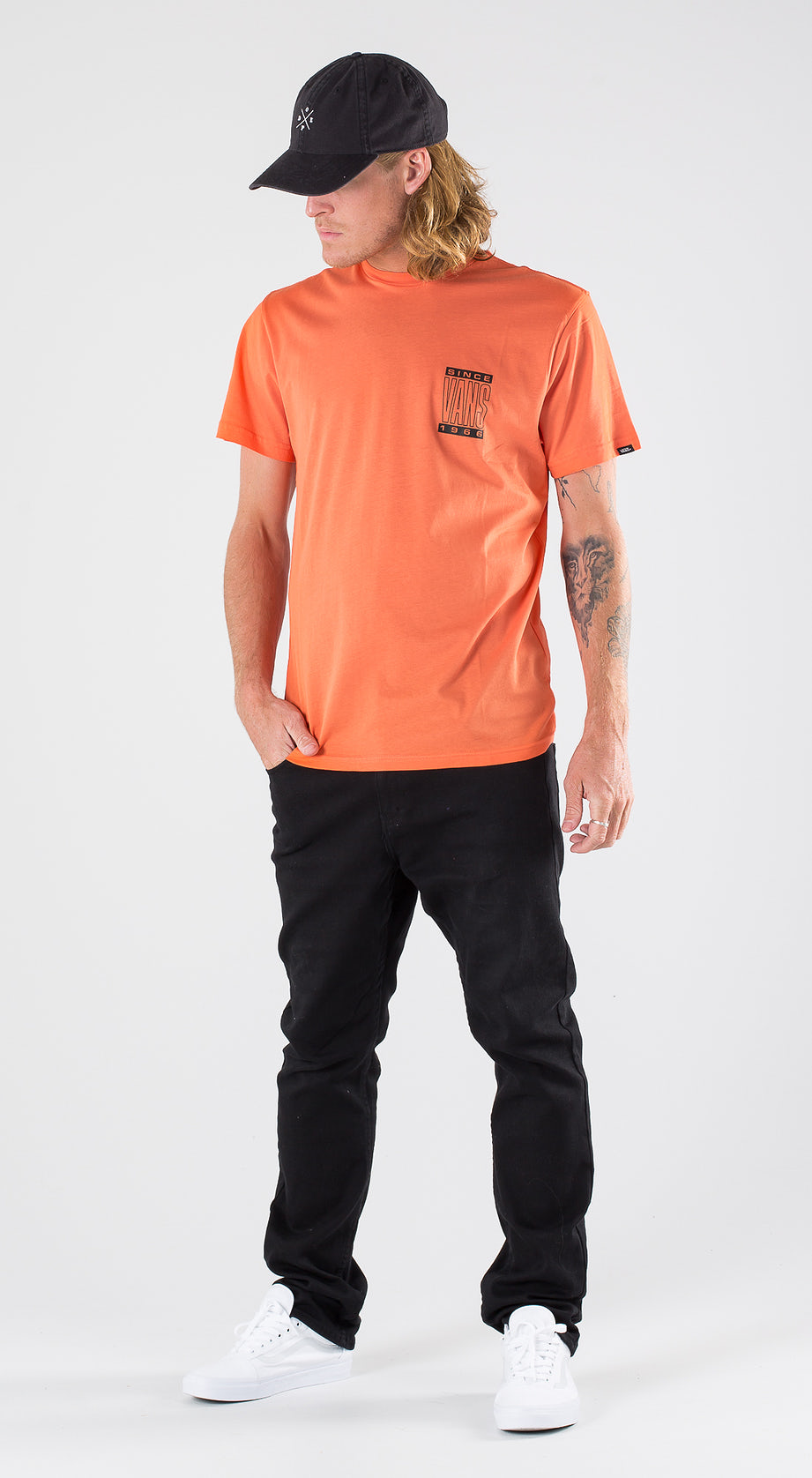 Vans High Type Ss Emberglow Outfit Multi