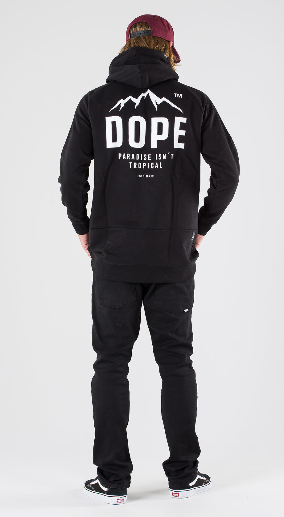 Dope Paradise II Black Outfit Multi