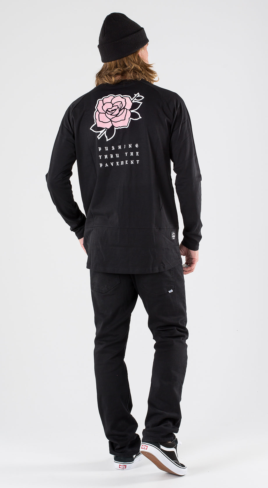 Dope ROSE Black Outfit Multi