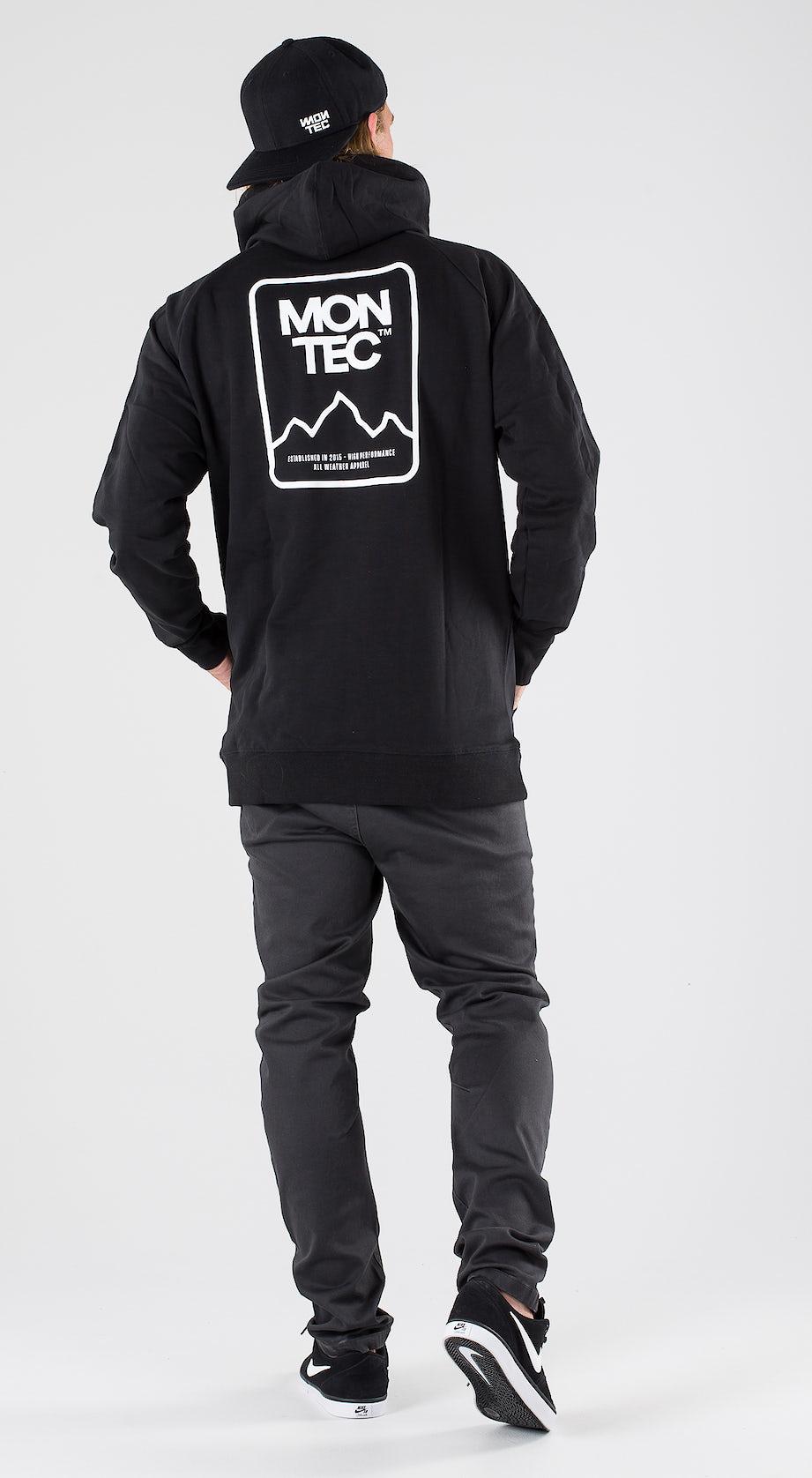 Montec Ridge Black Outfit Multi