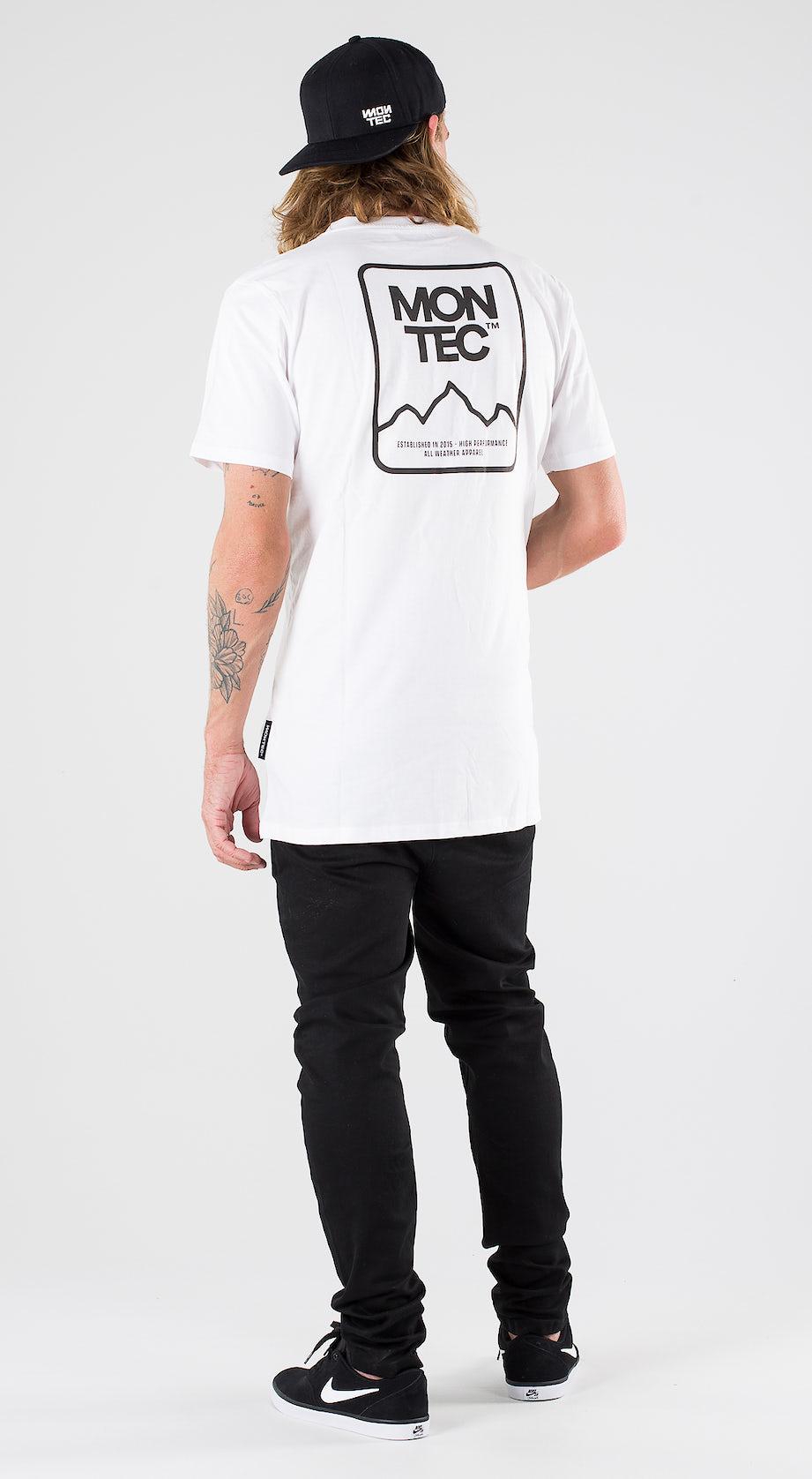 Montec Ridge White Outfit Multi