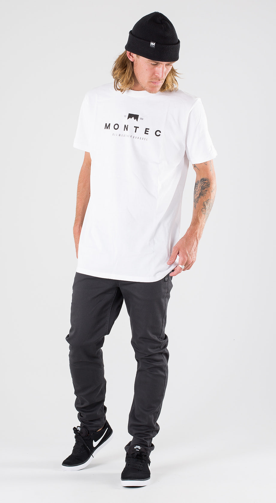 Montec Fancy White Outfit Multi
