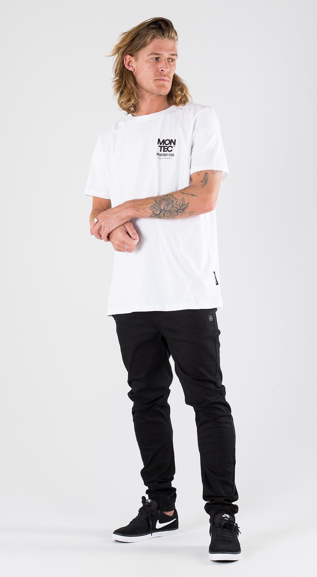 Montec M-Tech White