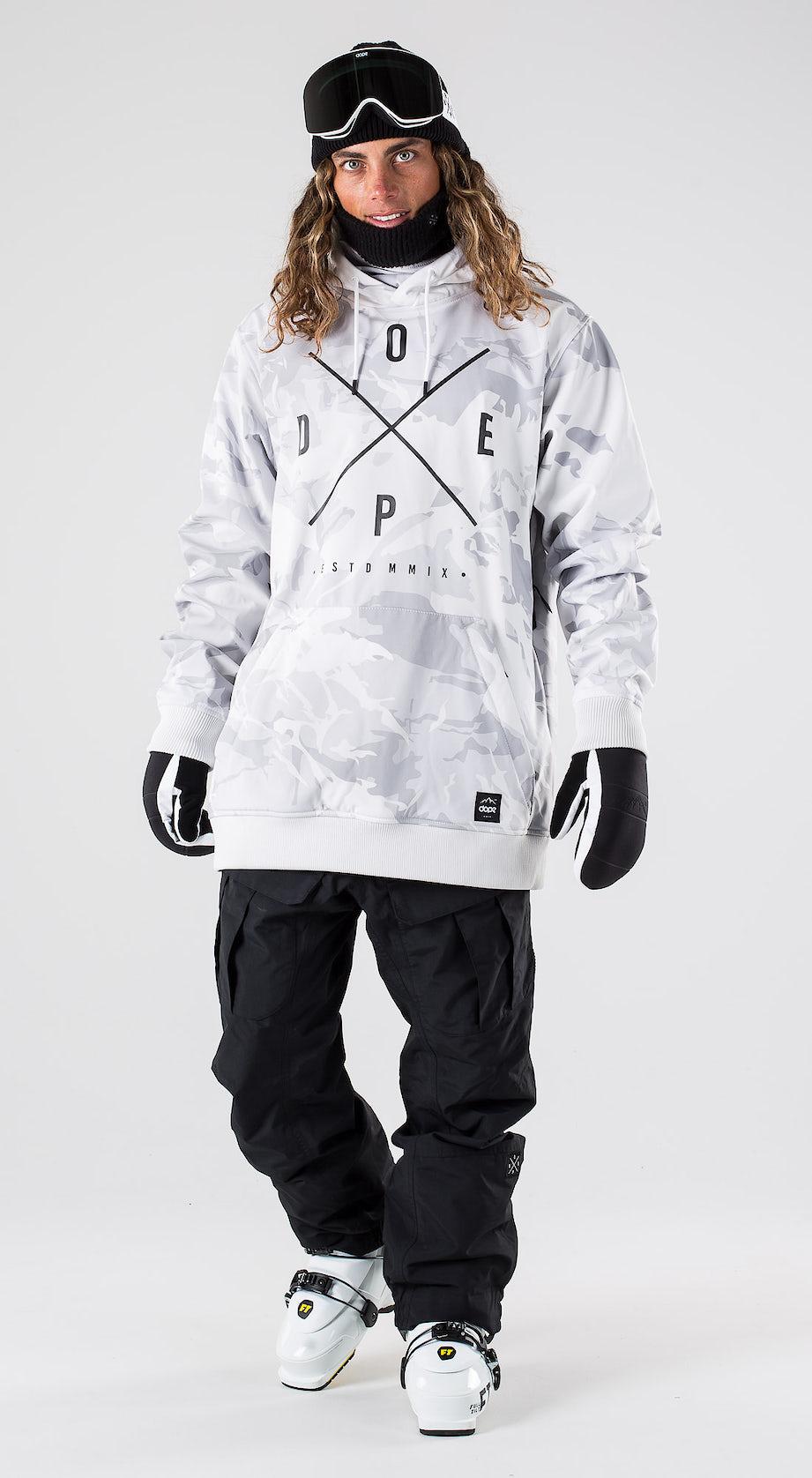 Dope Yeti Tux Camo Ski clothing Multi