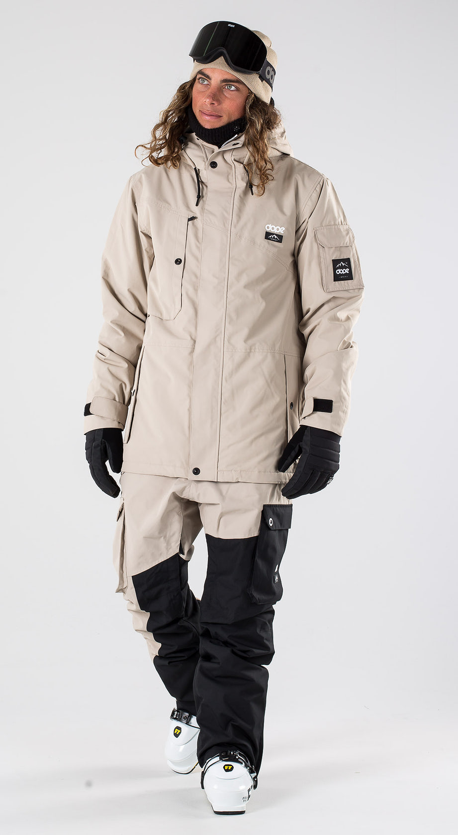 Dope Adept Sand Ski clothing Multi