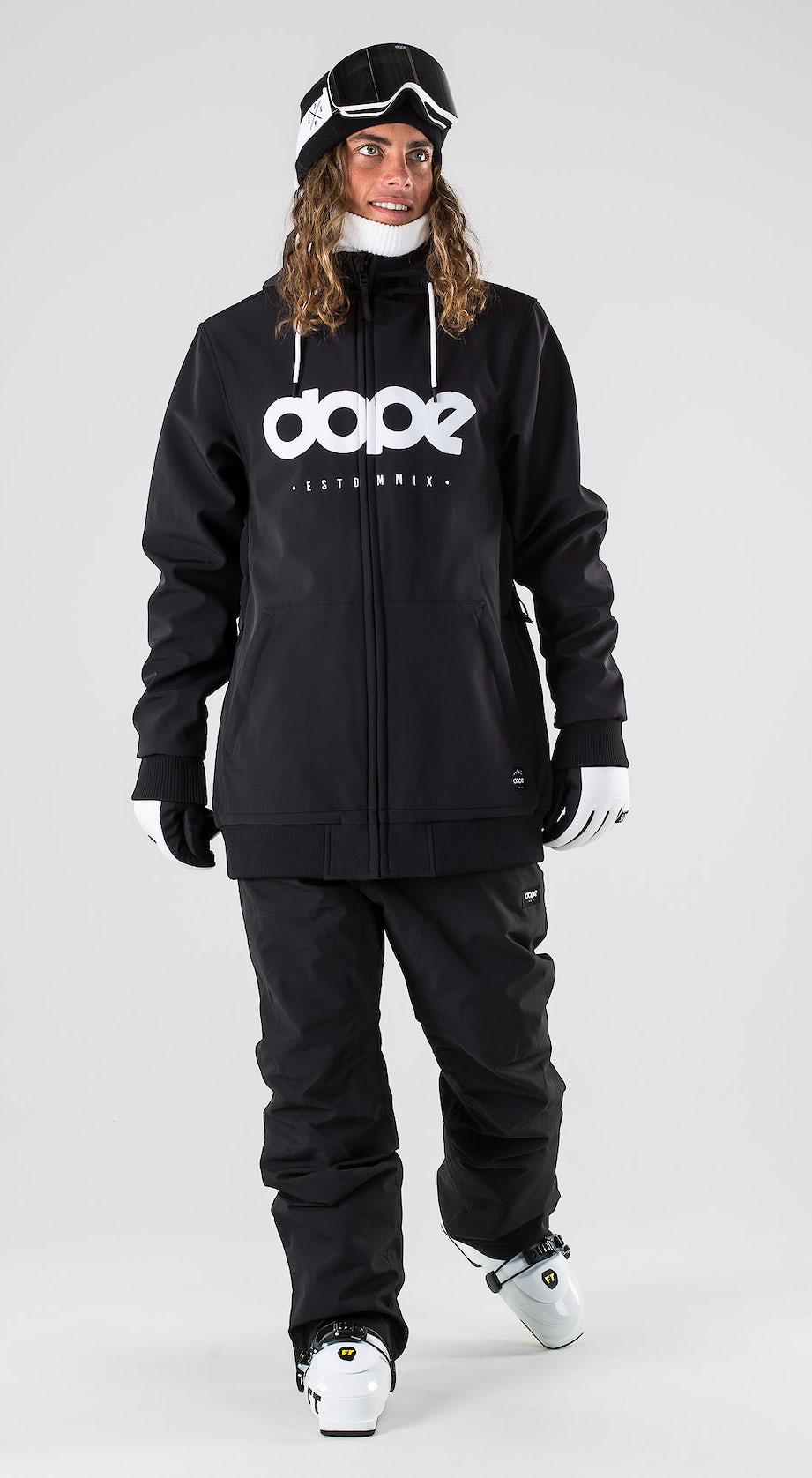 Dope Standard DO Black Ski clothing Multi