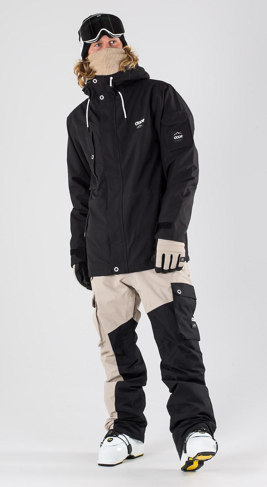 Dope Adept Black Vêtements de ski Multi