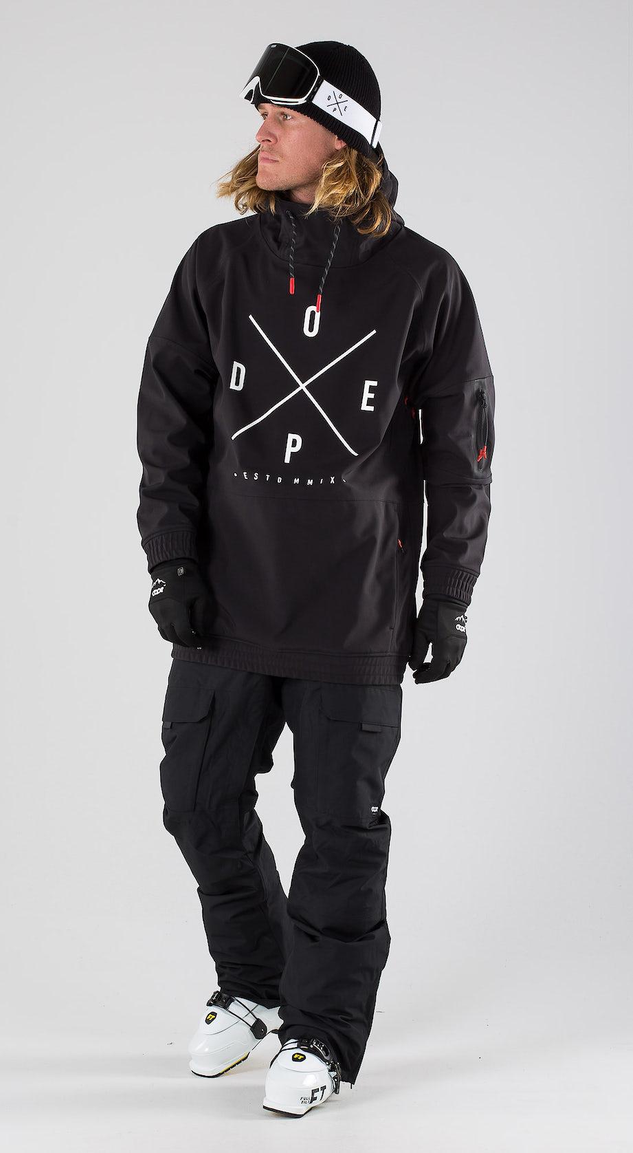 Dope Rambler MTE Black Vêtements de ski Multi