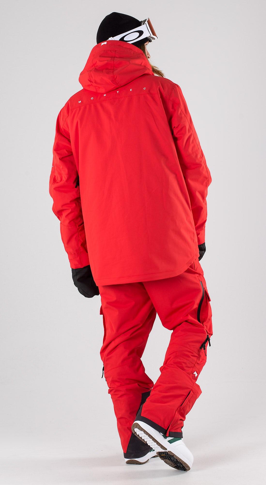 Montec Fawk Red