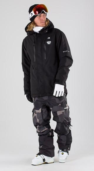 new arrival 5fd50 213b5 Abbigliamento Sci Uomo | Spedizione Gratuita | RIDESTORE