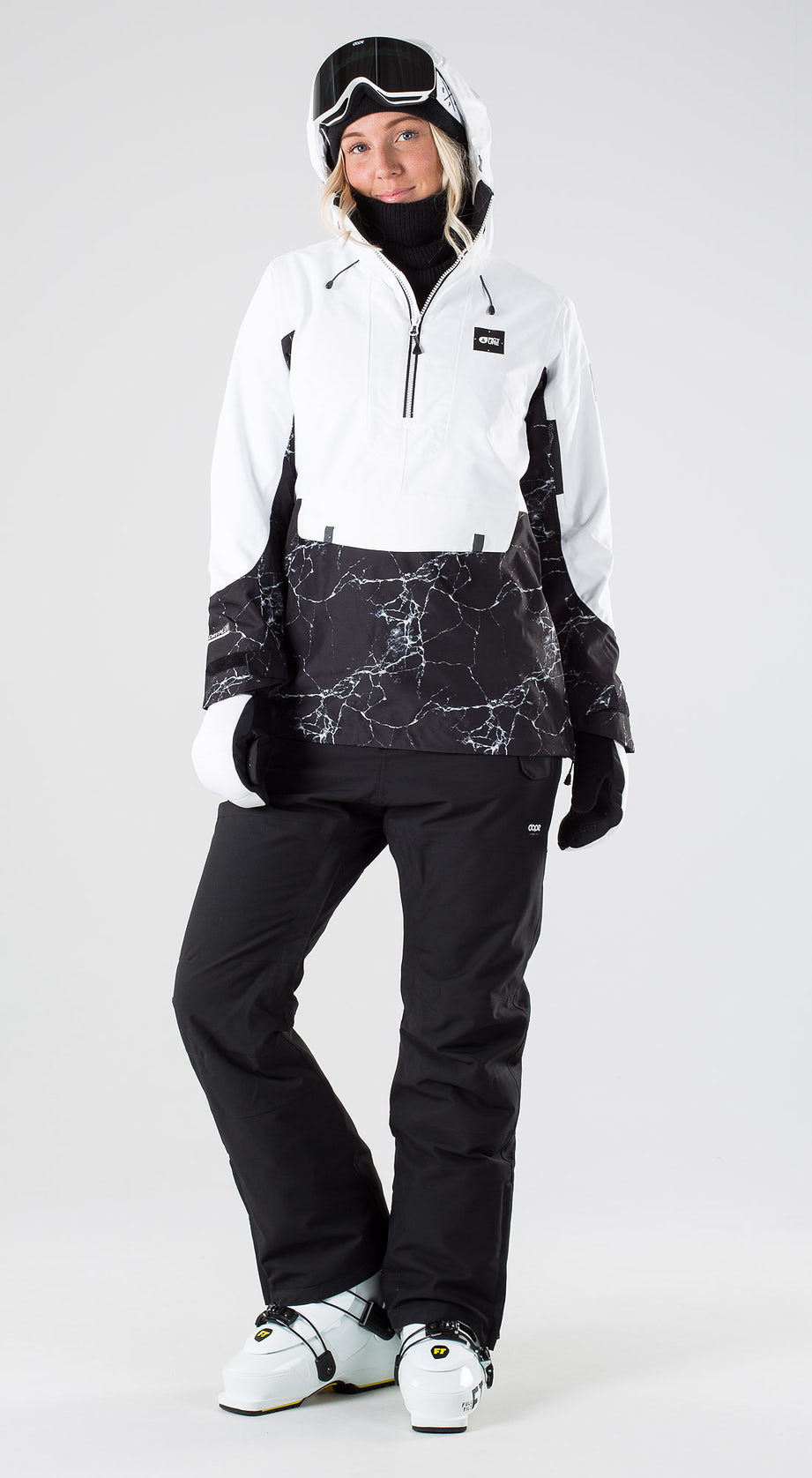 Picture Tanya Marble Ski clothing Multi