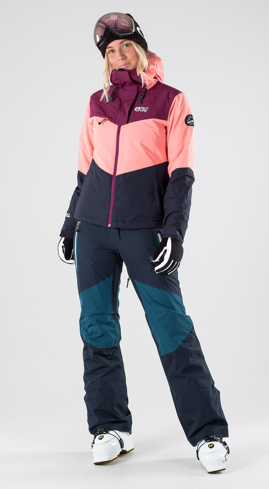 Picture Week End Coral Ski clothing Multi