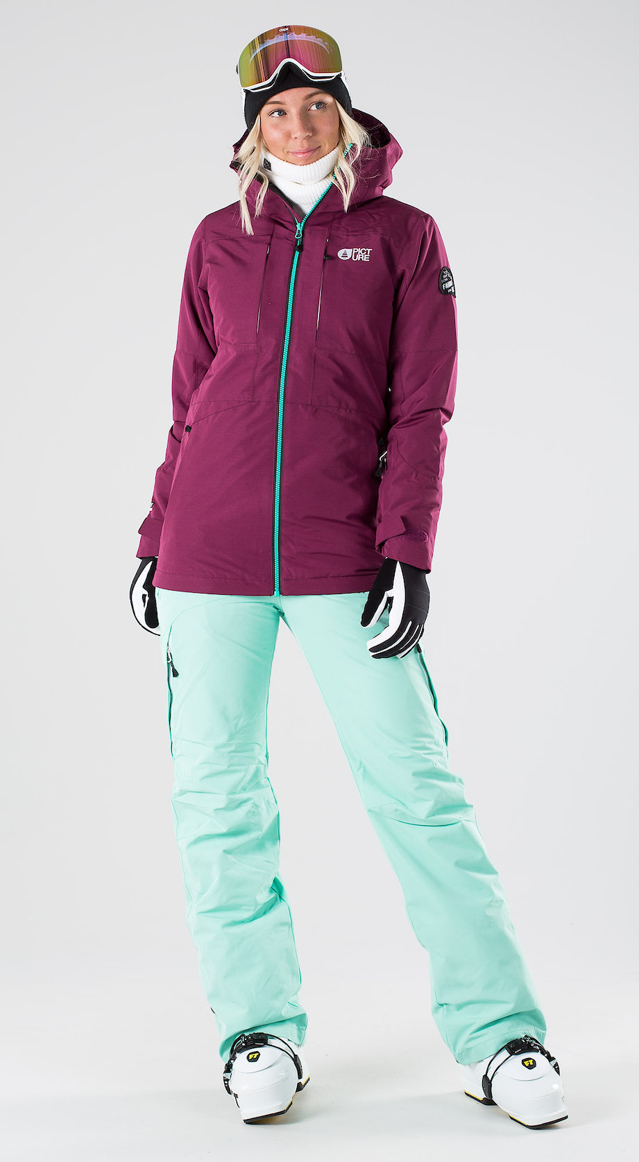 Picture Apply Raspberry Ski clothing Multi