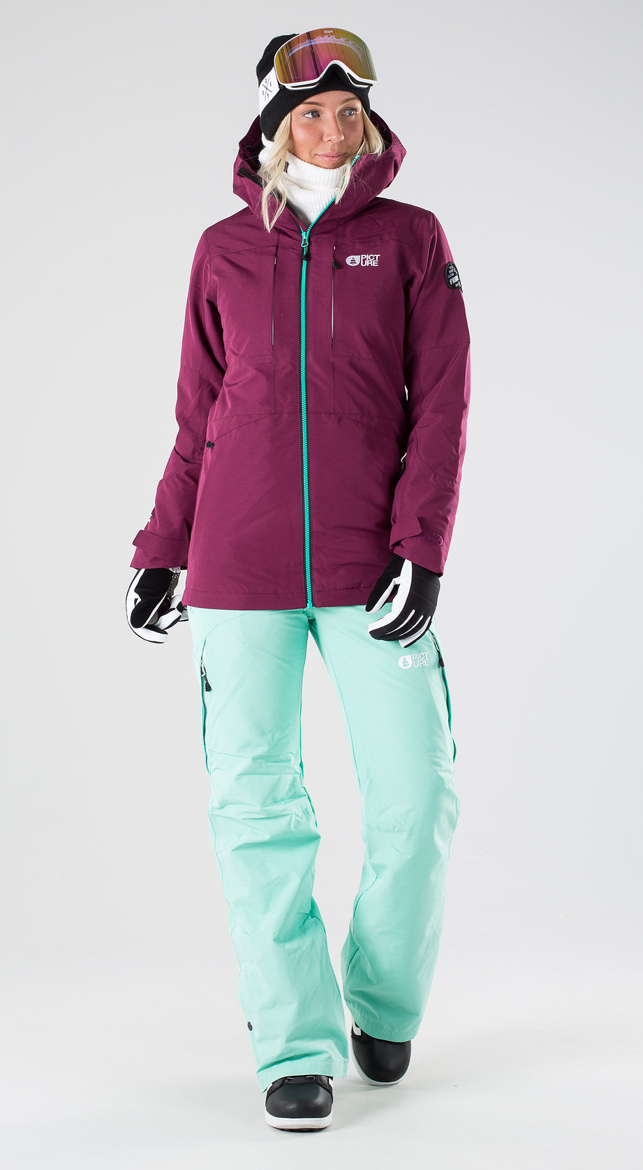 Picture Apply Raspberry Snowboard clothing Multi