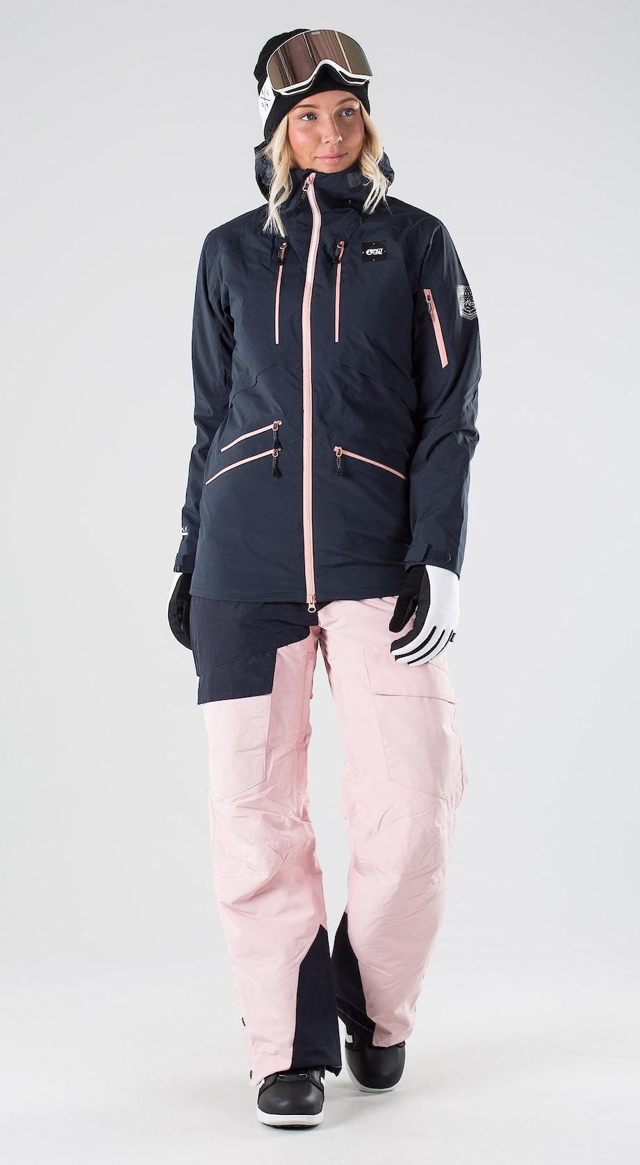 Picture Haakon Dark Blue Snowboardkleidung Multi