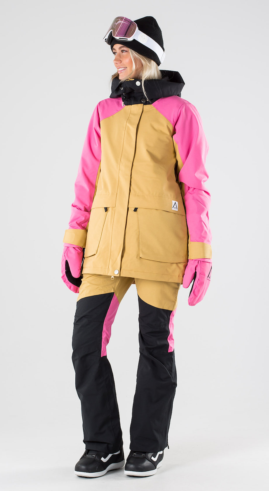 WearColour Blaze Sand Snowboard clothing Multi