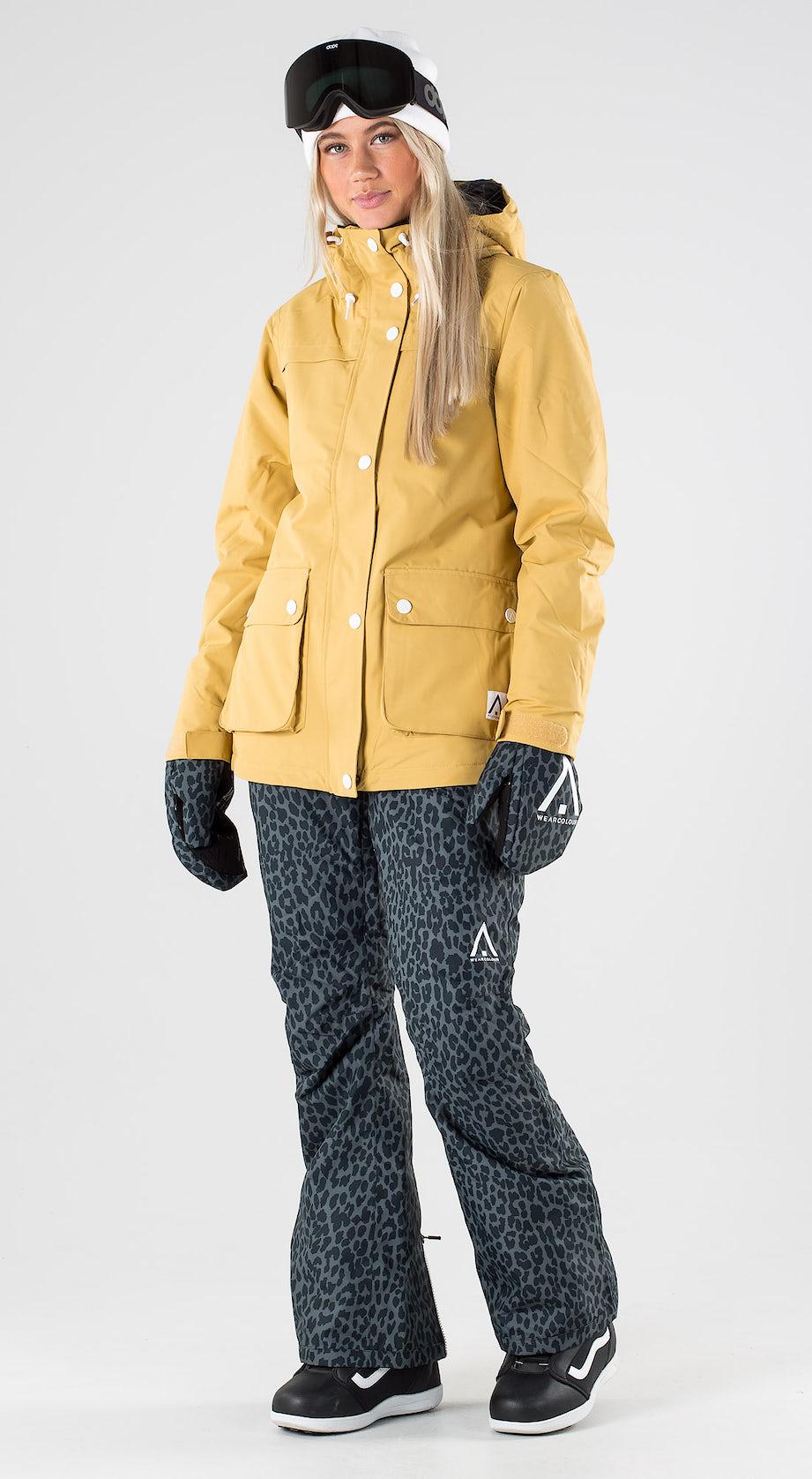 WearColour Ida Sand Snowboardkleidung Multi