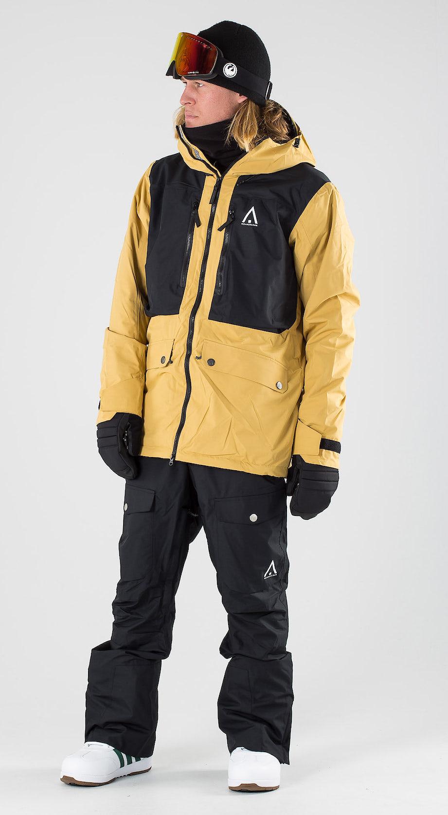 WearColour Chute Sand Snowboard clothing Multi