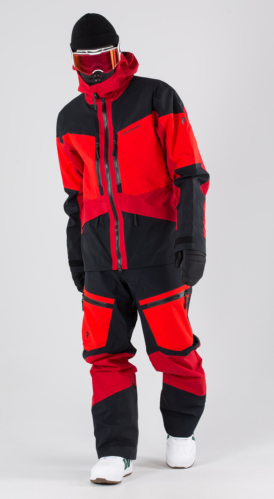 Peak Performance Gravity Dynared Snowboardkleidung Multi