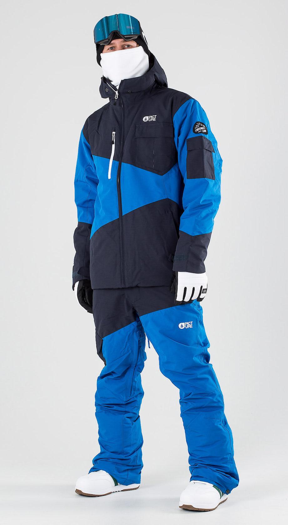 Picture Styler Blue Snowboardkläder Multi