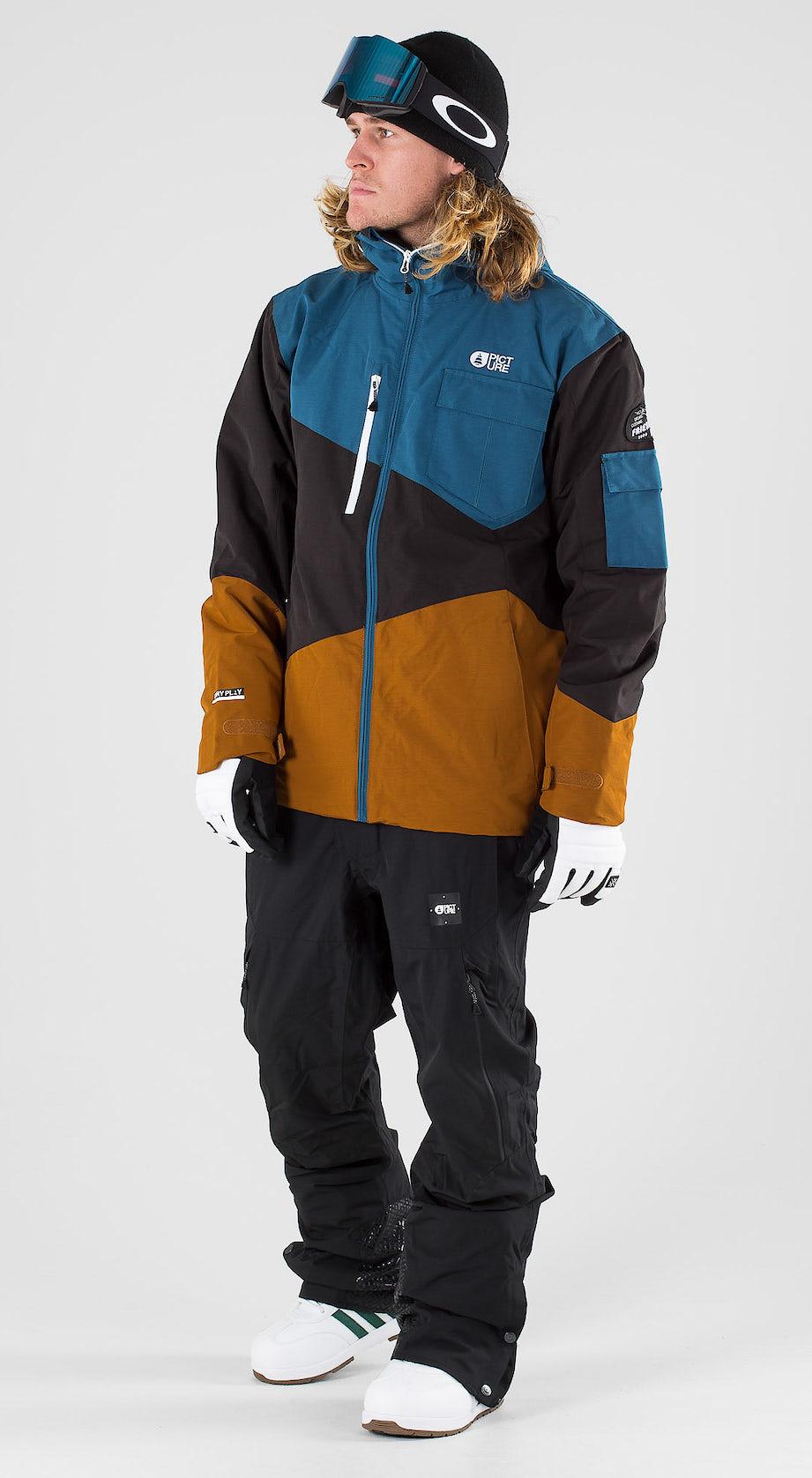 Picture Styler Camel Snowboardkläder Multi