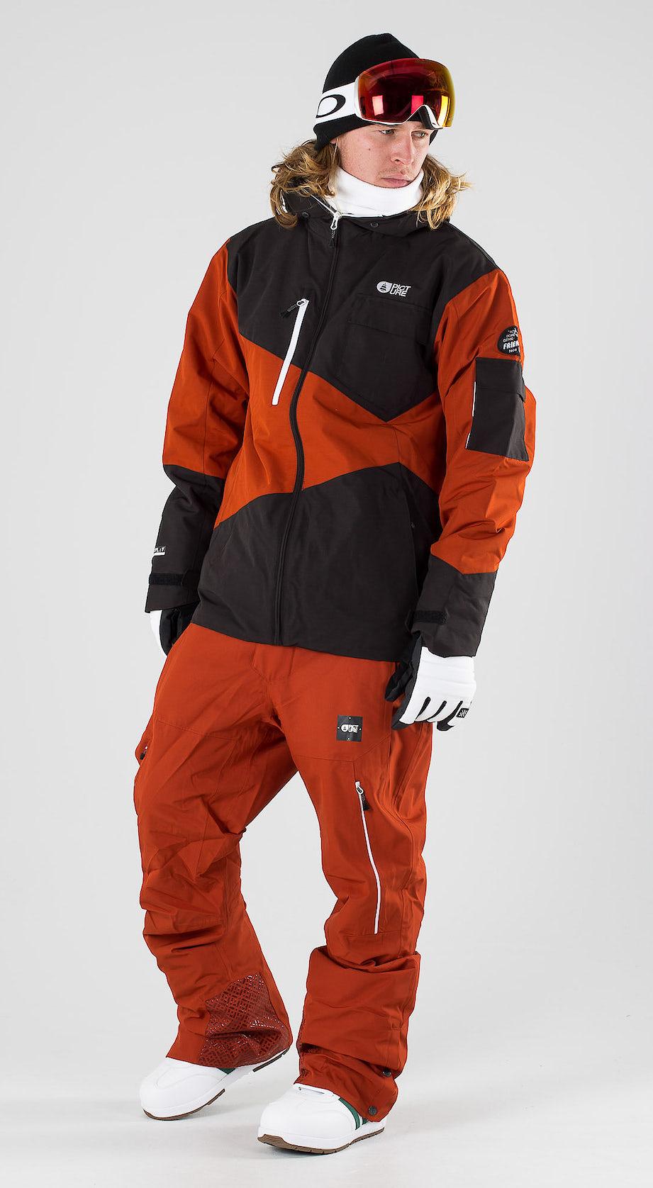 Picture Styler Brick Snowboardkläder Multi