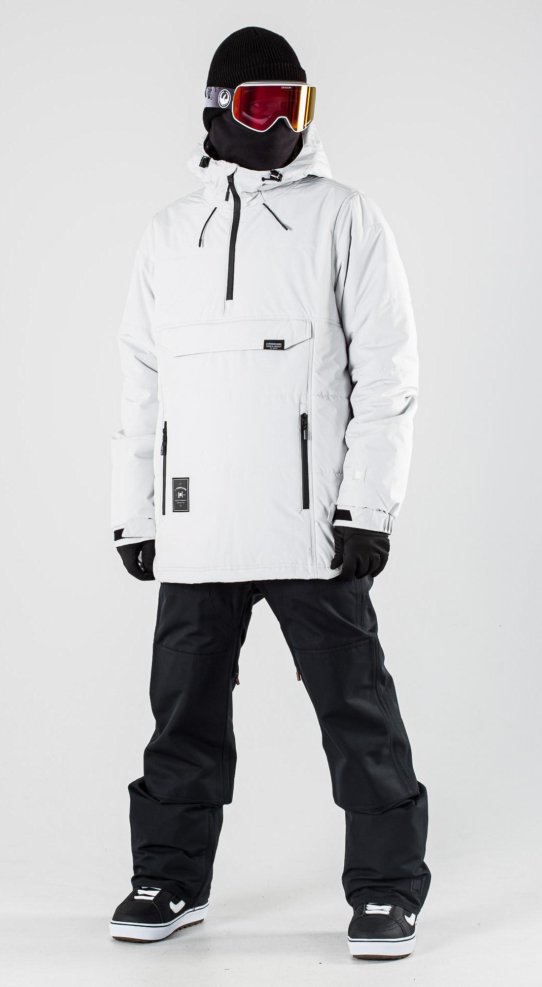 Netthandel adidas Snowboarding Bb Snowbreaker Anorak hos