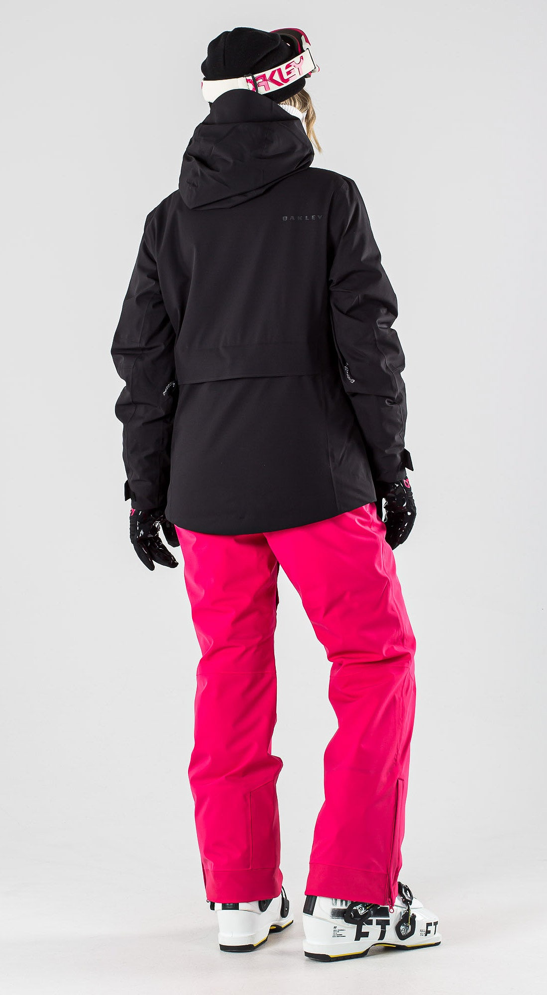 Oakley Iris Insulated Anorak Blackout