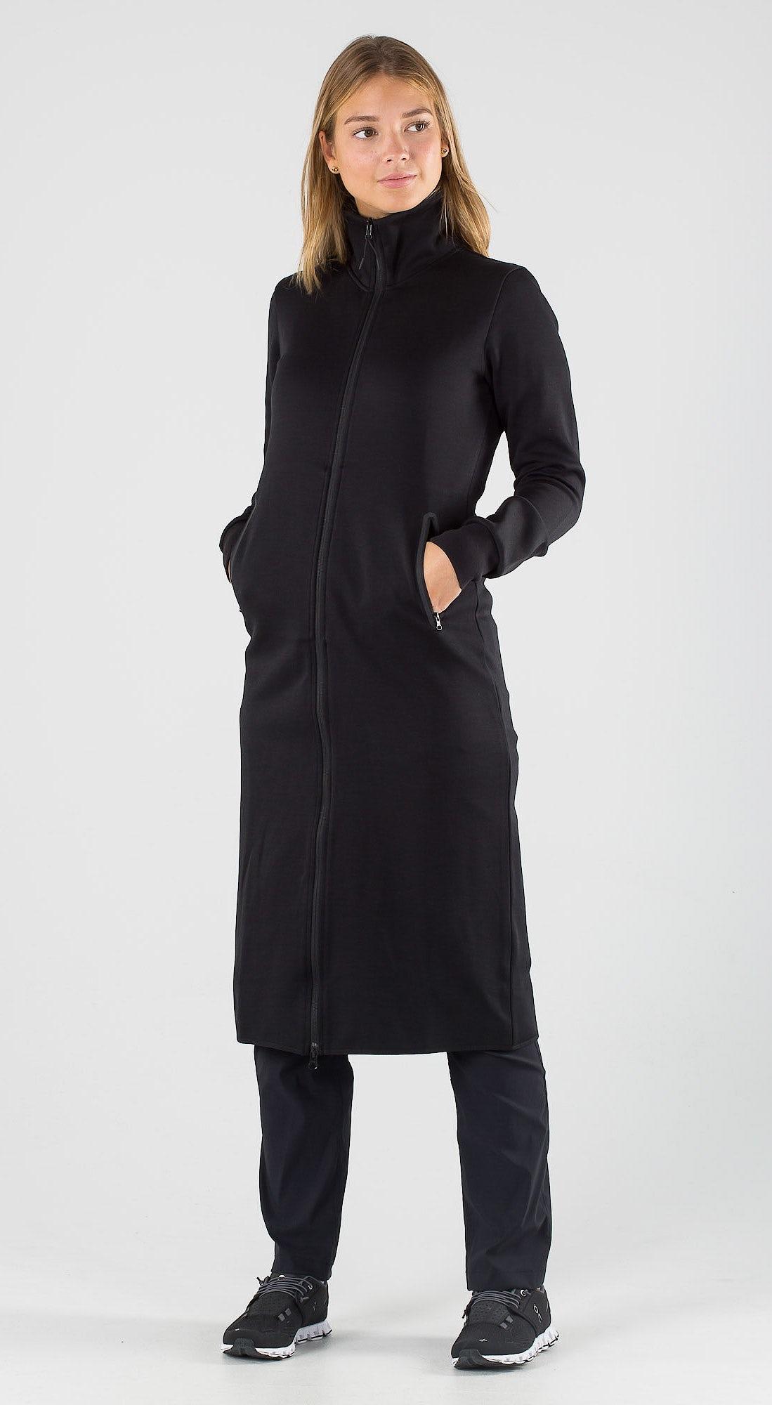 Peak Performance Tech Dress Black