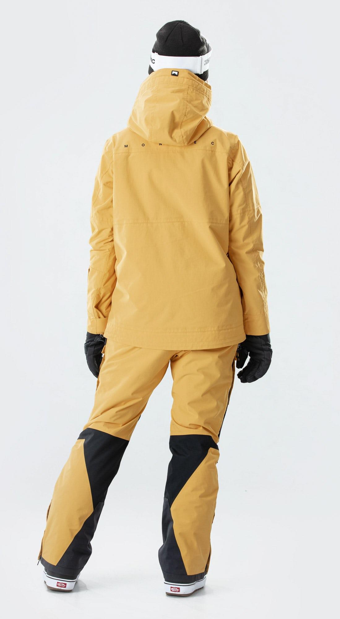 Montec Doom W Yellow