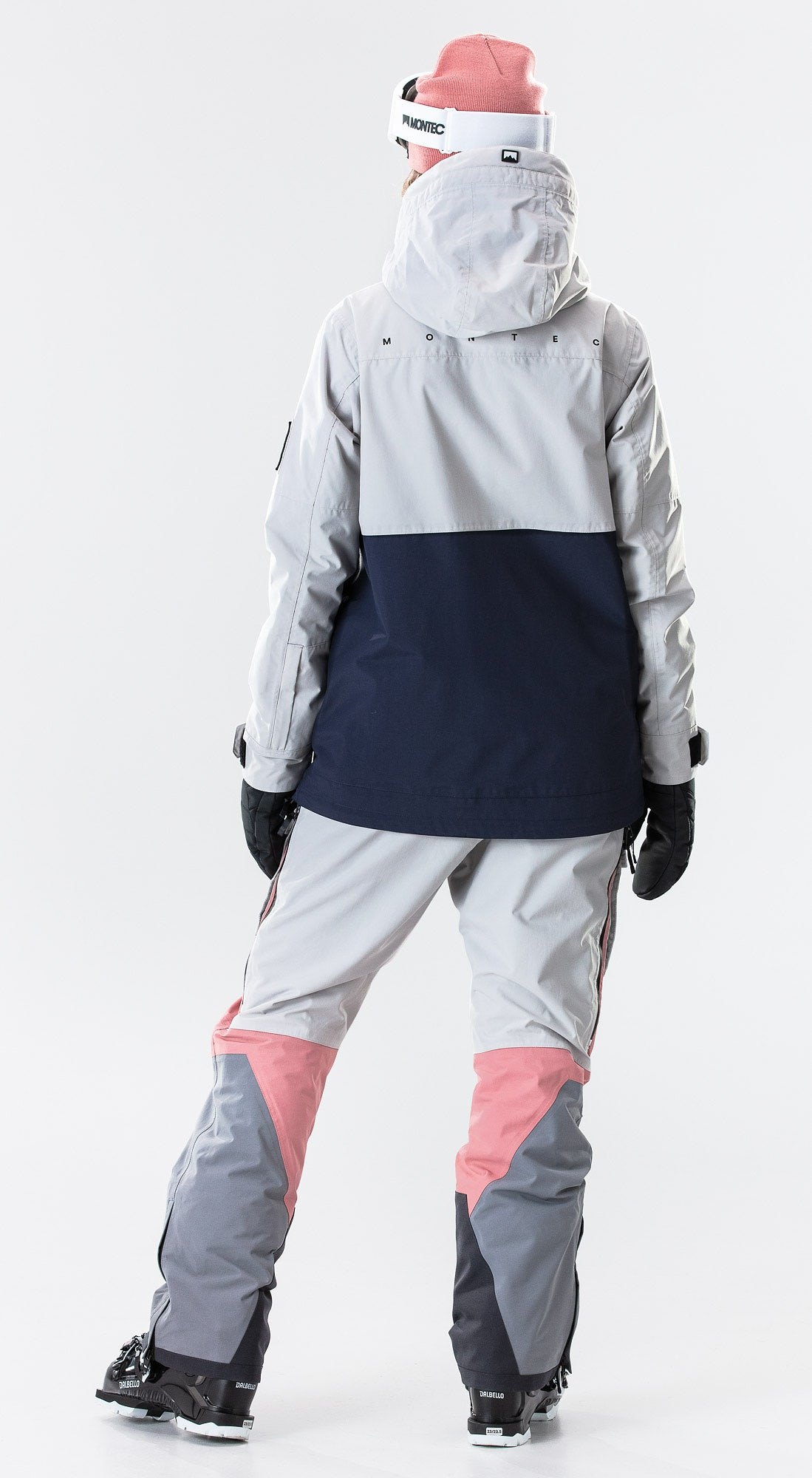 Montec Doom W Light Grey/Pink/Marine