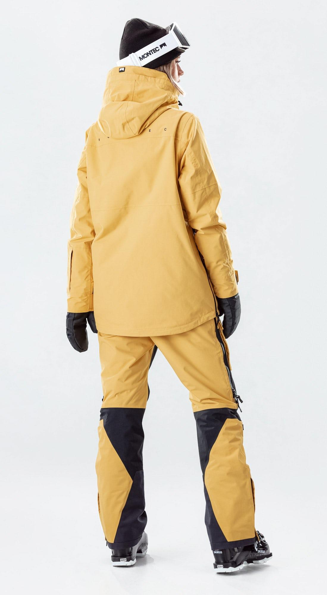 Montec Dune W Yellow