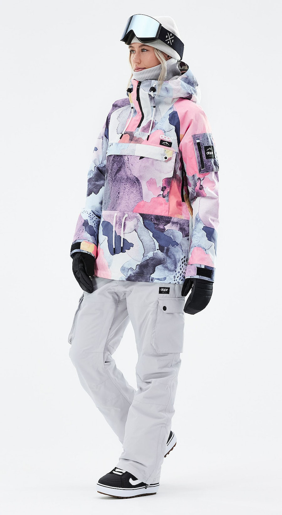 Dope Annok W Outfit Multi