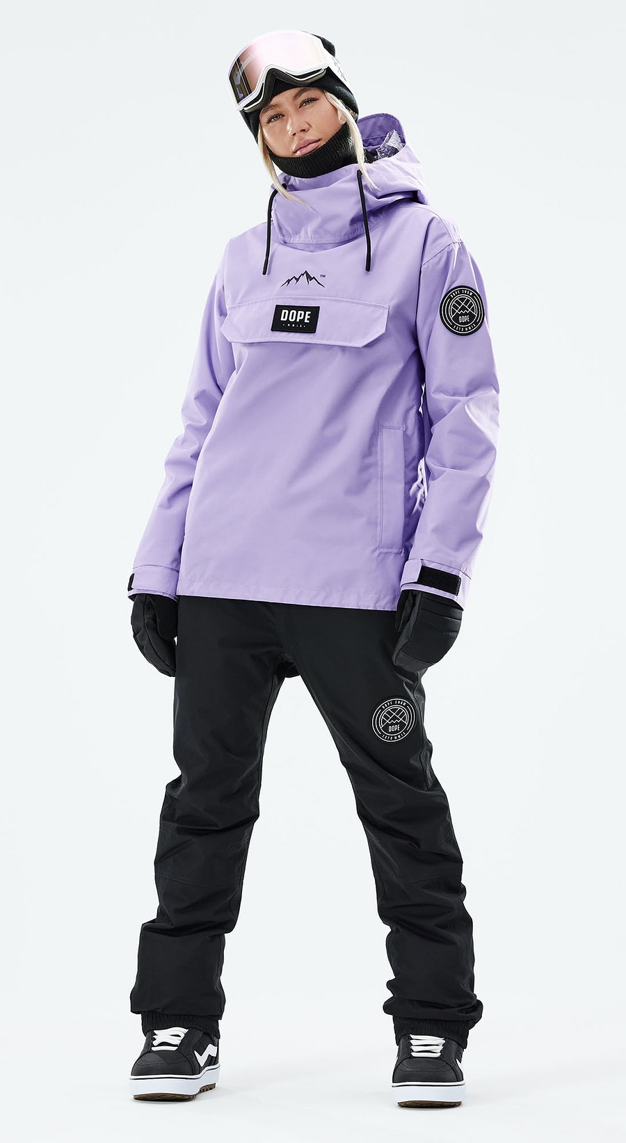 Dope Blizzard PO W Outfit Multi